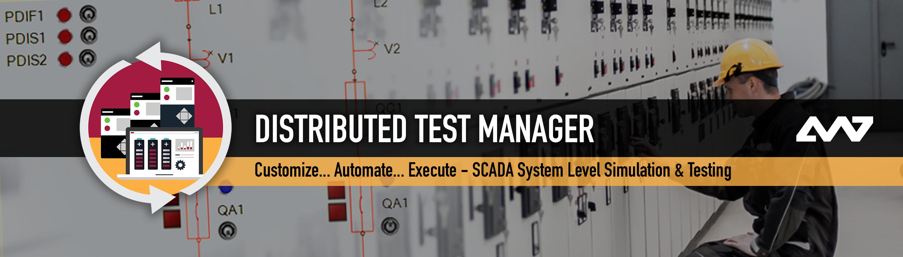 Distributed Test Manager (DTM)